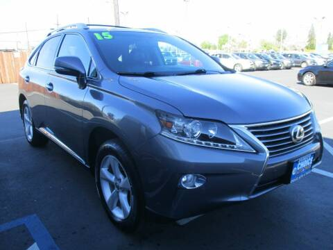 2015 Lexus RX 350 for sale at Choice Auto & Truck in Sacramento CA