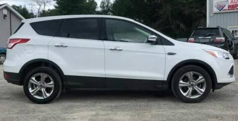 2013 Ford Escape for sale at Hilltop Auto in Clare MI