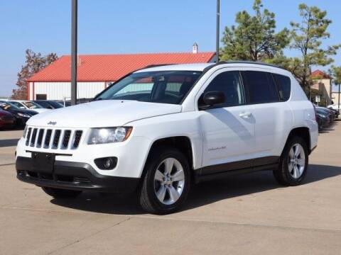 2016 Jeep Compass for sale at Bryans Car Corner in Chickasha OK