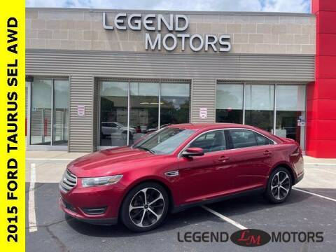 2015 Ford Taurus for sale at Legend Motors of Waterford in Waterford MI