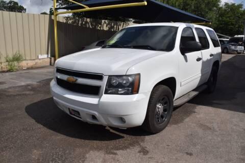 2014 Chevrolet Tahoe for sale at Midtown Motor Company in San Antonio TX