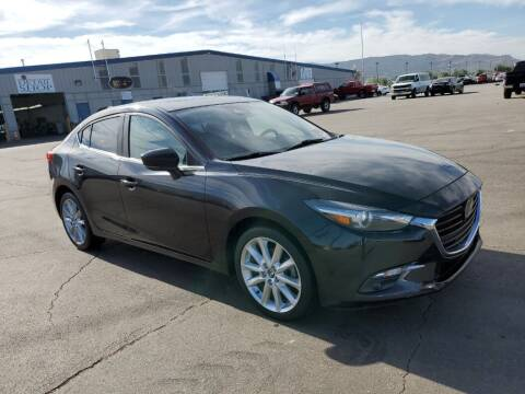 2017 Mazda MAZDA3 for sale at A.I. Monroe Auto Sales in Bountiful UT
