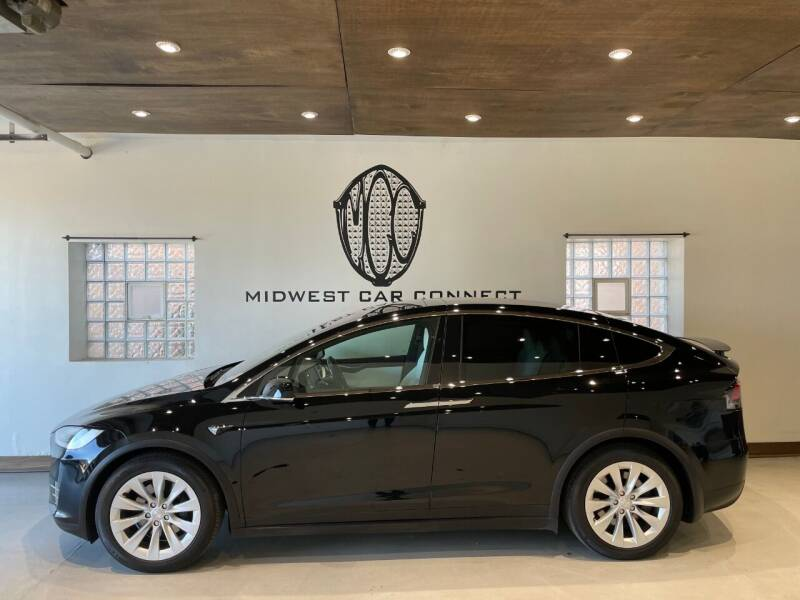 2017 Tesla Model X for sale at Midwest Car Connect in Villa Park IL