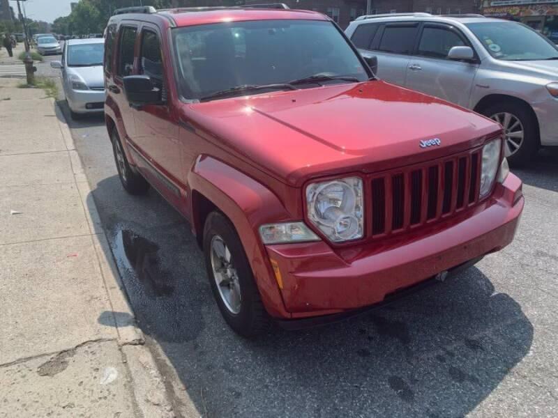2008 Jeep Liberty for sale at Autoforward Motors Inc in Brooklyn NY
