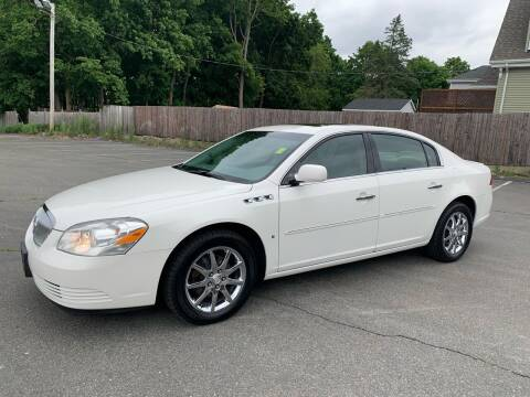2007 Buick Lucerne for sale at Pristine Auto in Whitman MA