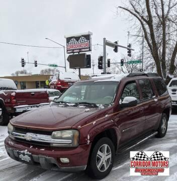 2004 Chevrolet TrailBlazer EXT for sale at Corridor Motors in Cedar Rapids IA