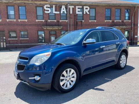 2010 Chevrolet Equinox for sale at Imperial Auto, LLC - Imperial Auto Of Slater in Slater MO