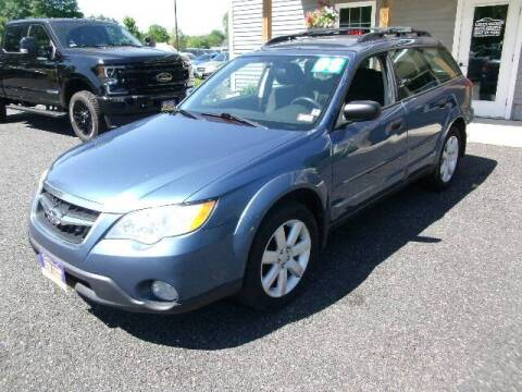 2008 Subaru Outback for sale at Lakes Region Auto Source LLC in New Durham NH