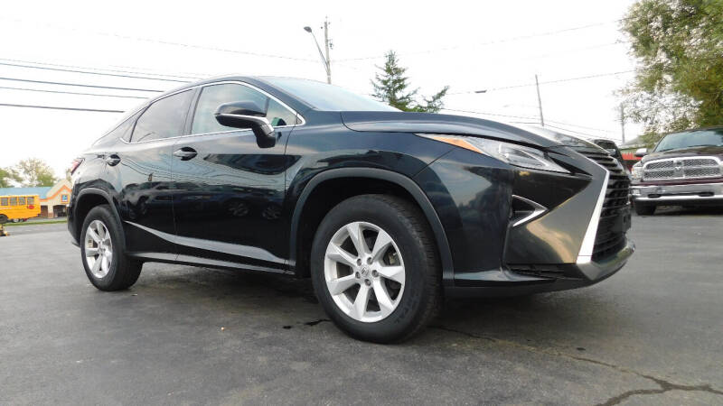 2016 Lexus RX 350 for sale at Action Automotive Service LLC in Hudson NY