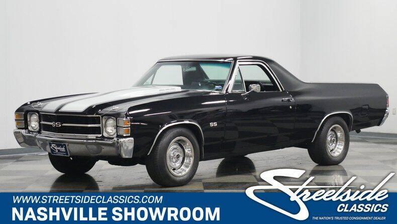 1971 Chevrolet El Camino for sale in La Vergne, TN