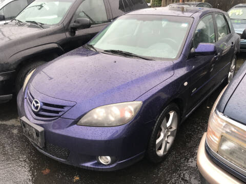 2005 Mazda MAZDA3 for sale at American Dream Motors in Everett WA