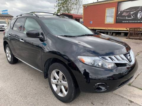 2010 Nissan Murano for sale at JAVY AUTO SALES in Houston TX