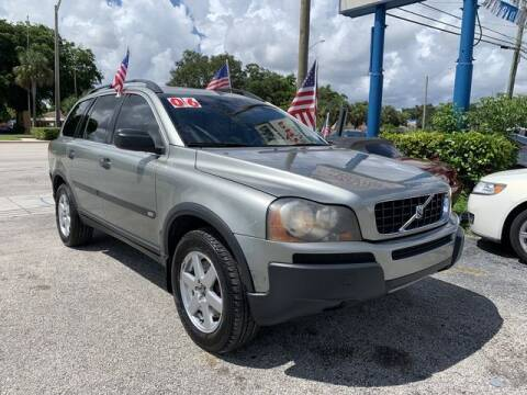 2006 Volvo XC90 for sale at AUTO PROVIDER in Fort Lauderdale FL