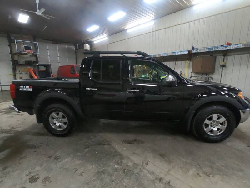 2006 Nissan Frontier for sale at Alpha Auto in Toronto SD