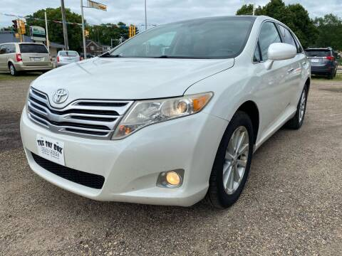 2009 Toyota Venza for sale at Toy Box Auto Sales LLC in La Crosse WI