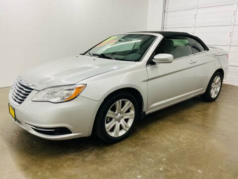 2011 Chrysler 200 Convertible for sale at www.CashKarz.com in Dallas TX