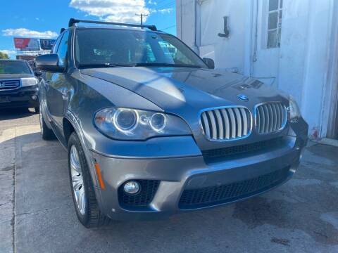 2012 BMW X5 for sale at GRAND USED CARS  INC in Little Ferry NJ