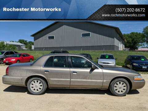 2003 Mercury Grand Marquis for sale at Rochester Motorworks in Rochester MN