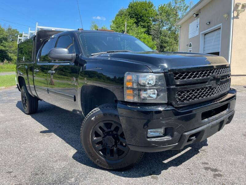 2012 Chevrolet Silverado 2500HD for sale at 303 Cars in Newfield NJ