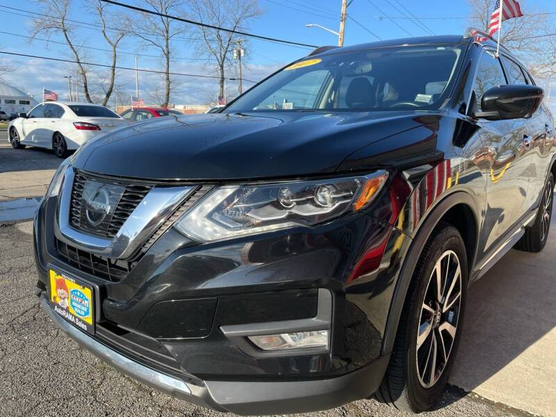 2017 Nissan Rogue for sale at AUTORAMA SALES INC. - Farmingdale in Farmingdale NY
