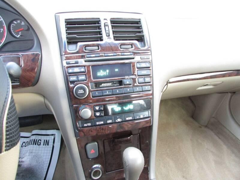 2003 Nissan Maxima GLE 4dr Sedan - Linden NJ