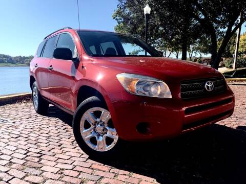 2008 Toyota RAV4 for sale at PUTNAM AUTO SALES INC in Marietta OH
