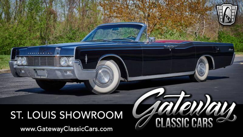 1966 Lincoln Continental for sale in O'Fallon, IL