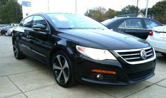 2010 Volkswagen CC for sale at Pars Auto Sales Inc in Stone Mountain GA
