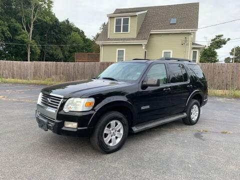 2008 Ford Explorer for sale at Pristine Auto in Whitman MA