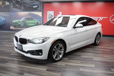 2017 BMW 3 Series for sale at Icon Exotics in Houston TX