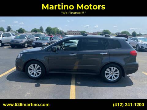 2009 Subaru Tribeca for sale at Martino Motors in Pittsburgh PA