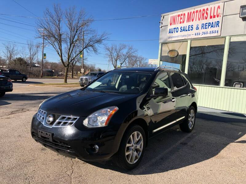 2013 Nissan Rogue for sale at United Motors LLC in Saint Francis WI