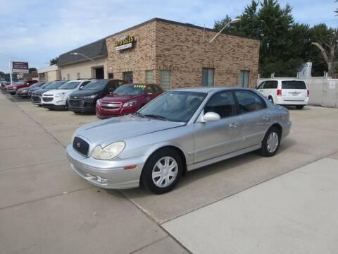 2005 Hyundai Sonata for sale at Drive Auto Sales in Roseville MI