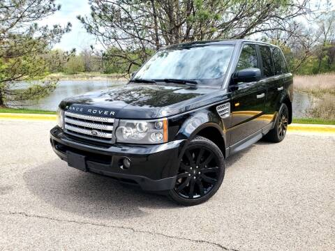 2006 Land Rover Range Rover Sport for sale at Excalibur Auto Sales in Palatine IL