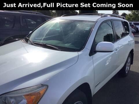 2007 Toyota RAV4 for sale at Royal Moore Custom Finance in Hillsboro OR