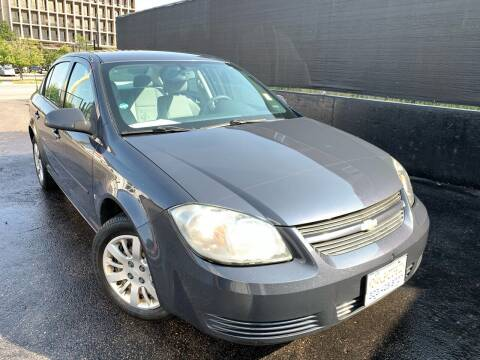 2009 Chevrolet Cobalt for sale at McManus Motors in Wheat Ridge CO