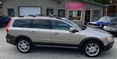 2016 Volvo XC70 for sale at Past & Present MotorCar in Waterbury Center VT