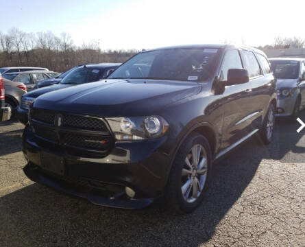 2012 Dodge Durango for sale at Auto Town Used Cars in Morgantown WV