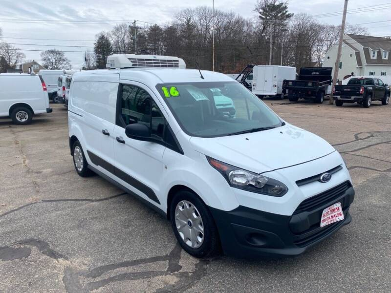 2016 Ford Transit Connect Cargo for sale at Auto Towne in Abington MA