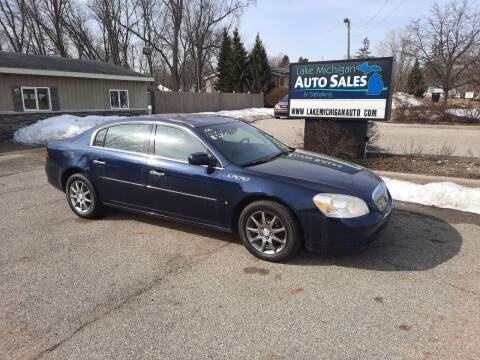2006 Buick Lucerne for sale at Lake Michigan Auto Sales & Detailing in Allendale MI
