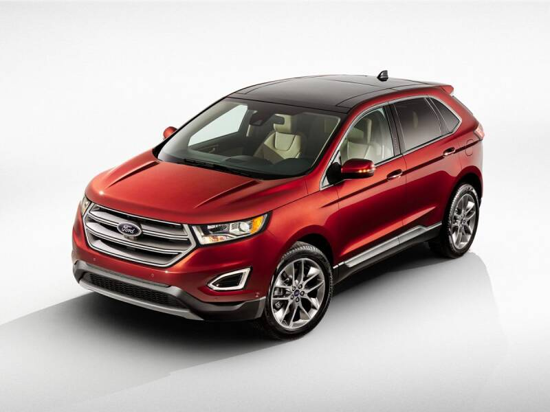 2017 Ford Edge for sale at Mercedes-Benz of North Olmsted in North Olmstead OH