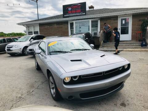 2018 Dodge Challenger for sale at I57 Group Auto Sales in Country Club Hills IL