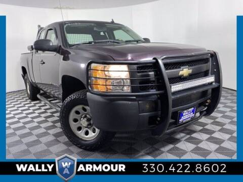 2008 Chevrolet Silverado 1500 for sale at Wally Armour Chrysler Dodge Jeep Ram in Alliance OH