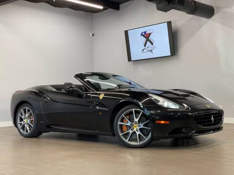 2012 Ferrari California for sale at TX Auto Group in Houston TX