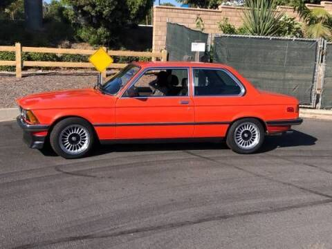 1982 BMW 3 Series for sale at Classic Car Deals in Cadillac MI