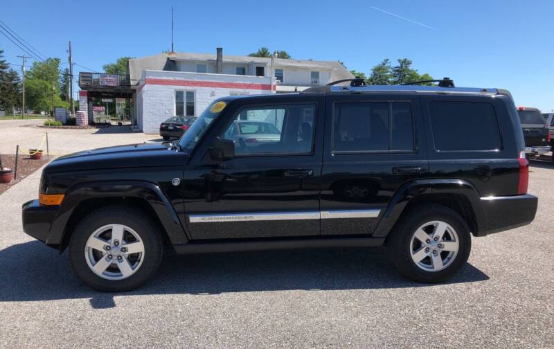 2008 Jeep Commander 4x4 Limited 4dr SUV - York PA