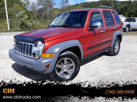 2005 Jeep Liberty for sale at CBI in Logan OH