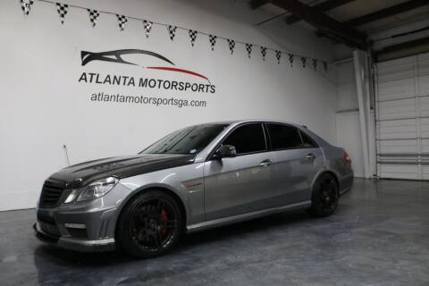 2012 Mercedes-Benz E-Class for sale at Atlanta Motorsports in Roswell GA