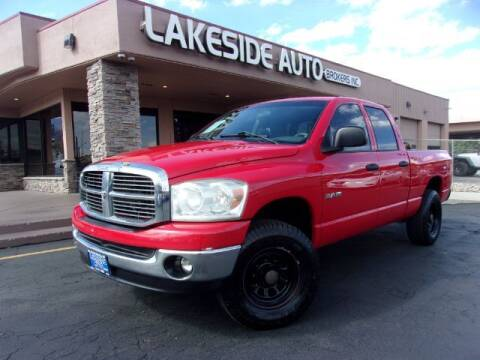 2008 Dodge Ram Pickup 1500 for sale at Lakeside Auto Brokers in Colorado Springs CO