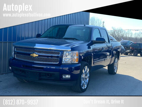 2013 Chevrolet Silverado 1500 for sale at Autoplex in Sullivan IN